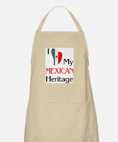 Mexican Heritage BBQ Apron