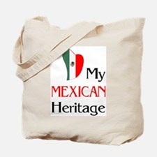 Mexican Heritage Tote Bag