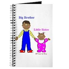 Black Big Brother Little Sister - Journal