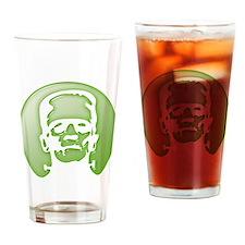 Franken Monster Drinking Glass