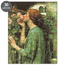 My Sweet Rose by JW Waterhouse Puzzle