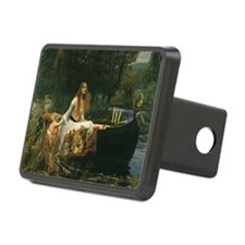 Lady of Shalott by JW Wate Hitch Cover