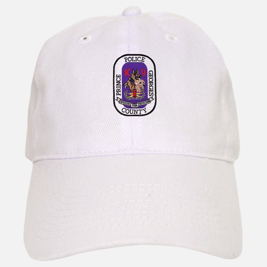 Prince Georges PD K9 Cap