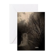 Ghost Bride Greeting Card