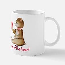 Heart Treasures Mug