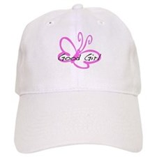Good Girl (pink butterfly) Hat
