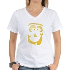 Halloween Pumpkin Face 1 T-Shirt