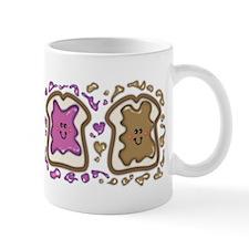 PBJ Sandwich Mugs