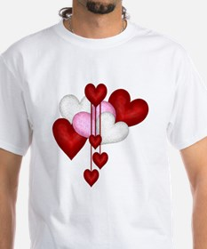 Romantic Hearts Shirt