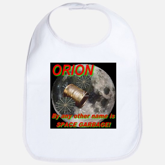 Shakespearean Space Garbage Bib