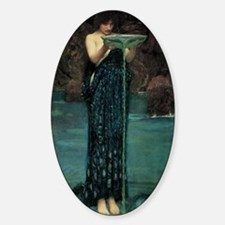Circe Invidiosa by JW Waterhouse Decal