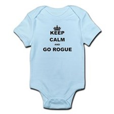 KEEP CALM AND GO ROGUE Body Suit