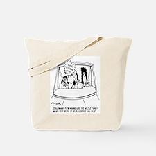Reason #149 to Wear Seatbelts Tote Bag