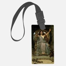 Circe by JW Waterhouse Luggage Tag