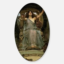 Circe by JW Waterhouse Decal