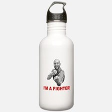 I'm a Fighter! - Water Bottle