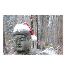 Buddha Claus Postcards (Package of 8)