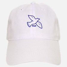 Dove with Pax (Latin for peace) Baseball Baseball Baseball Cap