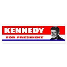 Kennedy for President 1960 Bumper Bumper Sticker