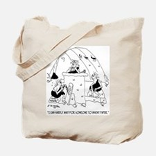 Invent Paper Already Tote Bag