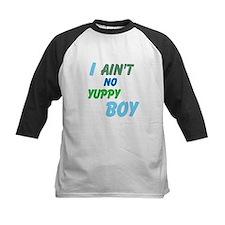 aint no yuppy boy Baseball Jersey