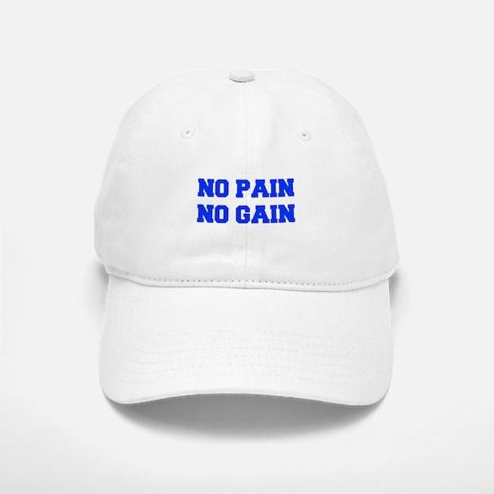 NO-PAIN-FRESH-BLUE Baseball Baseball Baseball Cap