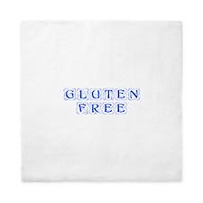 gluten-free-KON-BLUE Queen Duvet