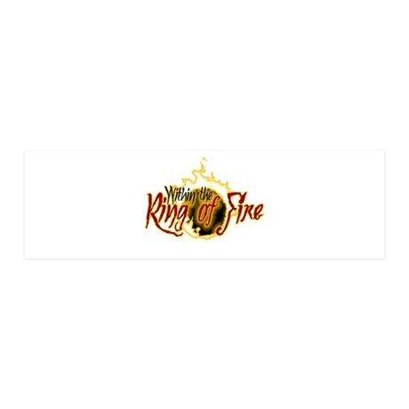 Within the Ring of Fire - Logo Wall Decal