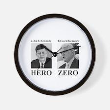 Hero - Zero Wall Clock