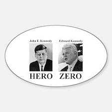Hero - Zero Oval Decal