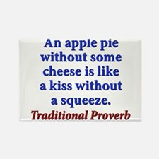 An Apple Pie Without Some Cheese - Traditional Rec