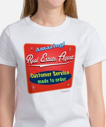 AMAZING Women's T-Shirt for the Realtor