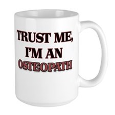 Trust Me, I'm an Osteopath Mugs