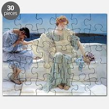 Alma Tadema Ask Me No More Puzzle