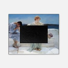 Alma Tadema Ask Me No More Picture Frame