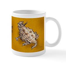 Horned Lizard Horny Toad Mug