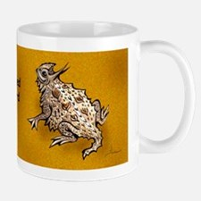 Horned Lizard Horny Toad Mug