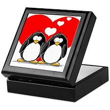 Loving Couple Keepsake Box