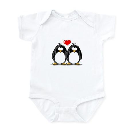 Love Penguins Infant Bodysuit