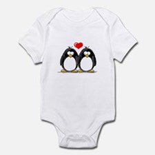 Love Penguins Infant Bodysuit
