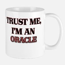 Trust Me, I'm an Oracle Mugs