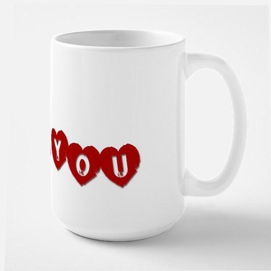 I'll Cover You Large Mug