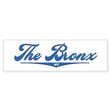 The Bronx, NY Bumper Bumper Sticker