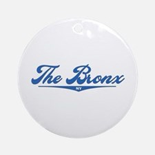 The Bronx, NY Ornament (Round)