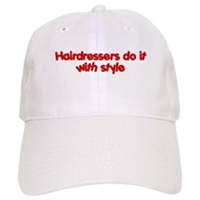 Unique Stylist Baseball Cap