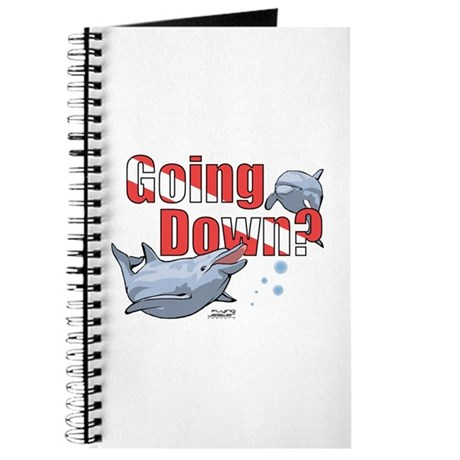 Going Down Dolphins Scuba Diving Journal