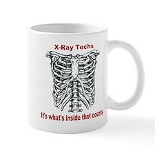 X-Ray Techs Inside Mug