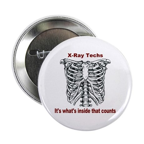 X-Ray Techs Inside Button