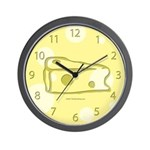 Mighty Cheese Wall Clock