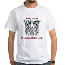 X-Ray Techs Inside Shirt